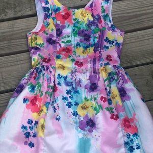 💐🌸💐🌸💐🌸🎀 Emily west floral dye dress 👗